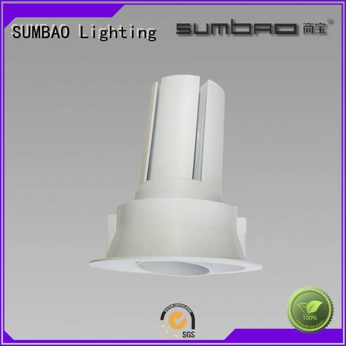 dw038 desk 33° 4 inch recessed lighting SUMBAO
