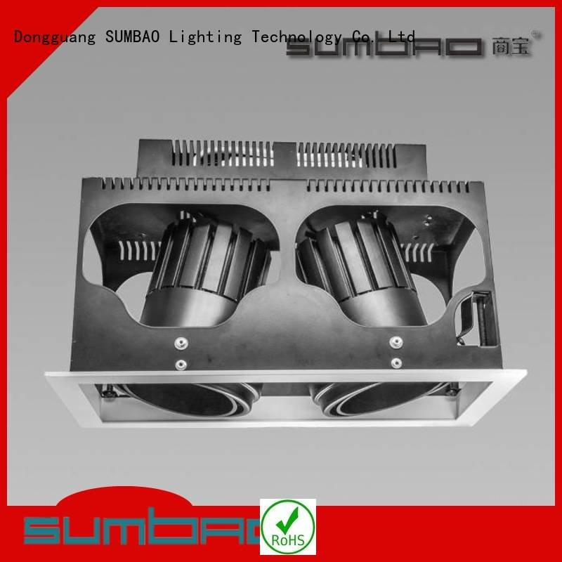 Wholesale museums high LED Recessed Spotlight SUMBAO Brand