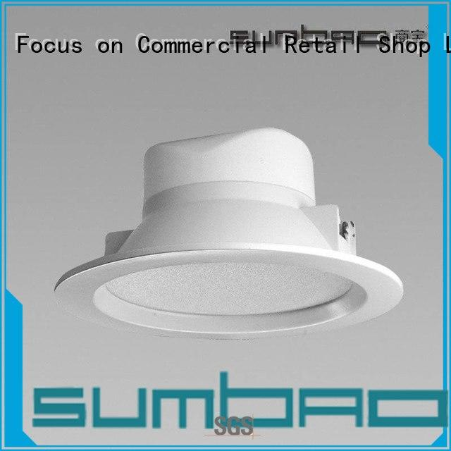recessed light smart Furniture store LED Down Light SUMBAO
