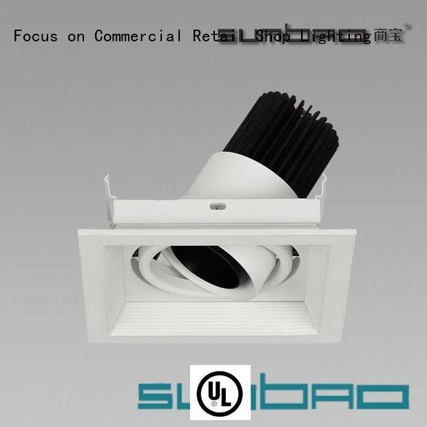 OEM 4 inch recessed lighting dw0281 Furniture store lamp LED Recessed Spotlight