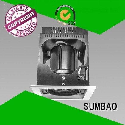 6w Shopping center SUMBAO LED Recessed Spotlight