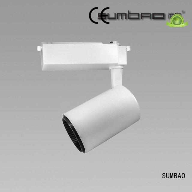 Wholesale track 38° LED Track Spotlight SUMBAO Brand
