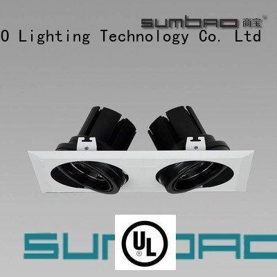 SUMBAO 4 inch recessed lighting dw073 adjustable dw0191 dw085