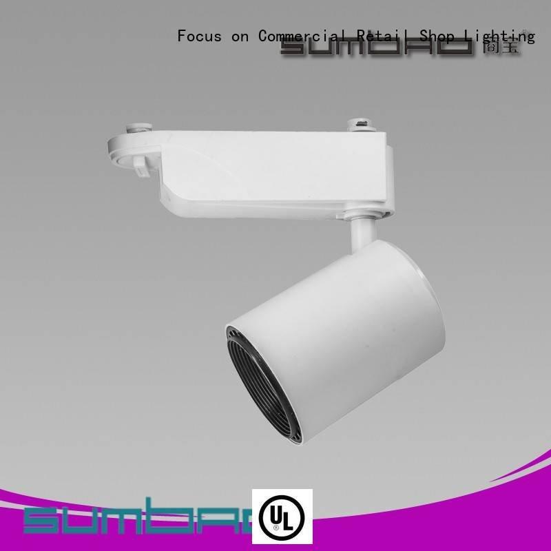 two circuit track lighting tk066 SUMBAO Brand LED  Spotlight