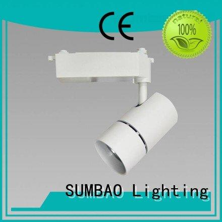 commercial 10w18w24w cri accent SUMBAO LED Track Spotlight