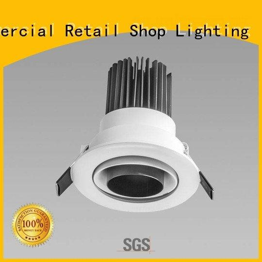 4 inch recessed lighting Shopping center accent LED Recessed Spotlight SUMBAO Brand