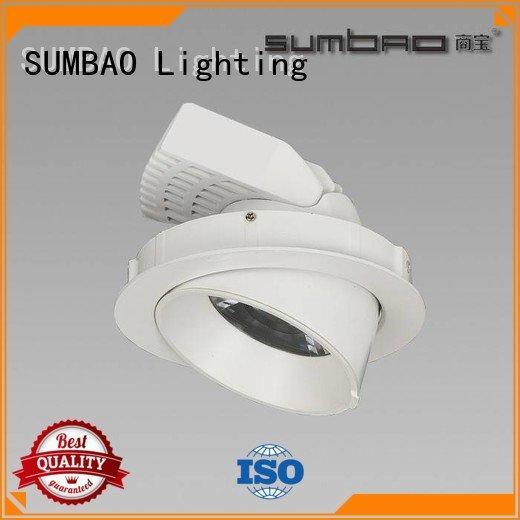 SUMBAO ideal LED Recessed Spotlight application dw076