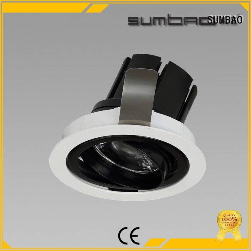 cob superior low SUMBAO Brand 4 inch recessed lighting factory