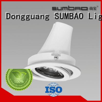 hotels dw0661 4 inch recessed lighting SUMBAO