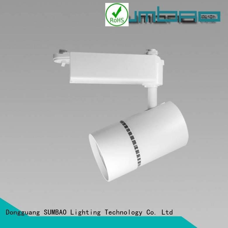 Hot track lighting bulb covers smart LED Track Spotlight 60° SUMBAO