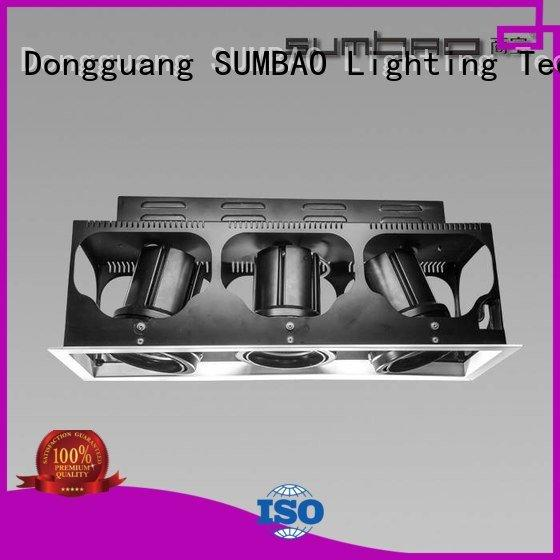 dw0193 reccessed SUMBAO 4 inch recessed lighting