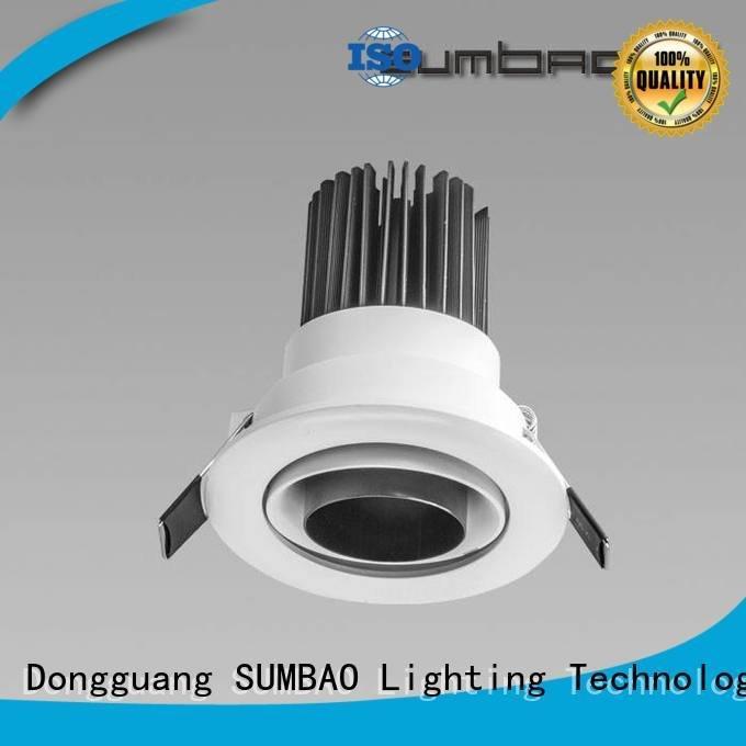 4 inch recessed lighting dw0281 LED Recessed Spotlight SUMBAO Brand