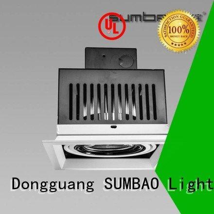 dw066 customized ideal LED Recessed Spotlight SUMBAO