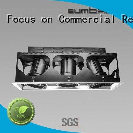 SUMBAO LED Recessed Spotlight dw0301 Furniture store hotels dw0193