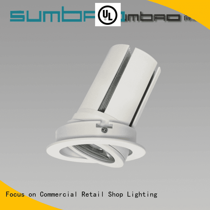 recessed lighting with dimmer dw0193 LED Spotlight SUMBAO