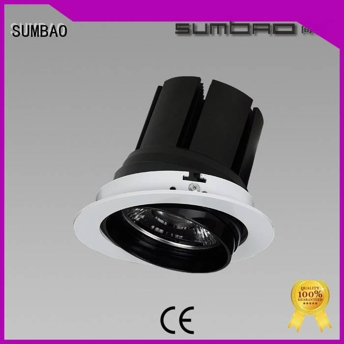 4 inch recessed lighting dw0521 trim customized SUMBAO