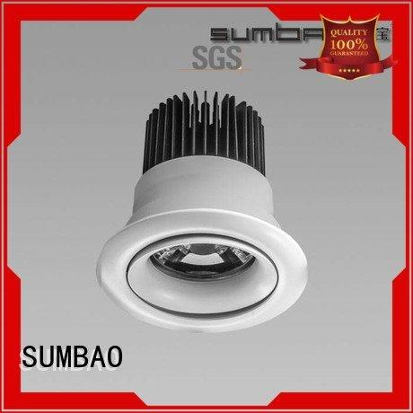4 inch recessed lighting ideal LED Recessed Spotlight 20° SUMBAO