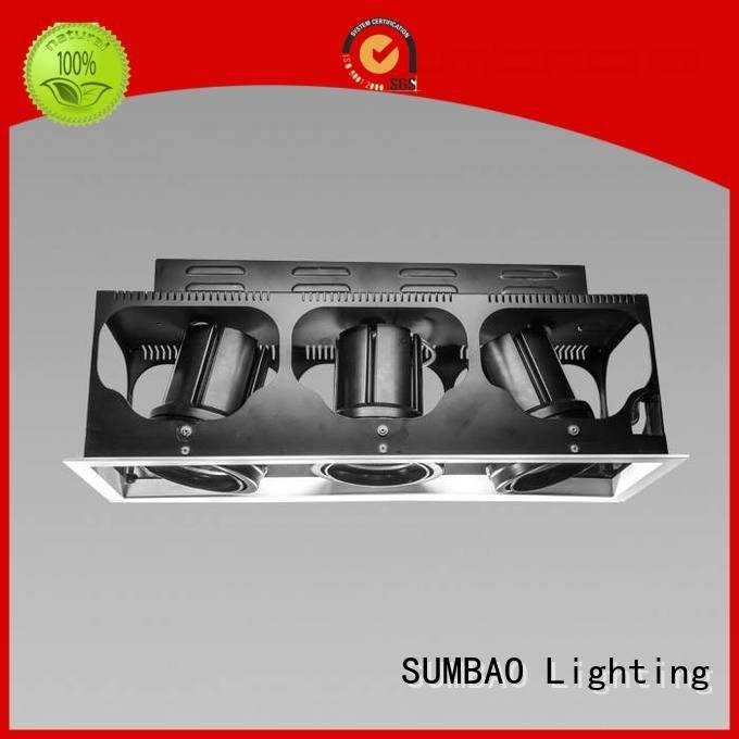 dw0311 luminaires SUMBAO 4 inch recessed lighting
