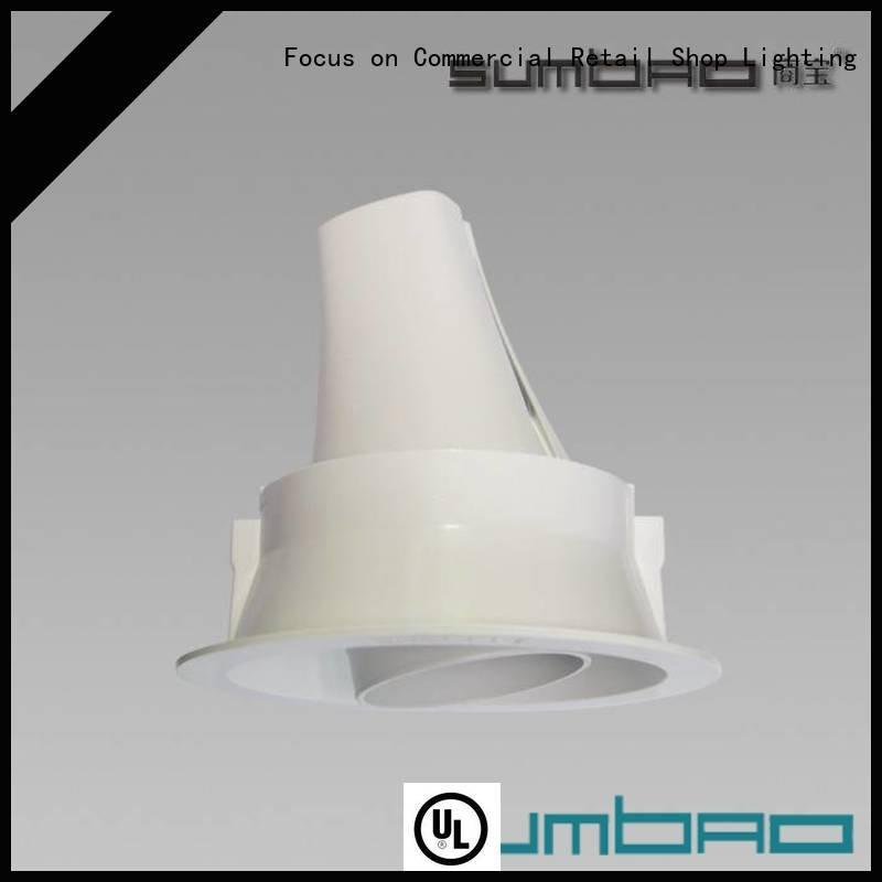 exterior recessed lighting 3x10W/3x18W SUMBAO Brand LED Recessed Spotlight