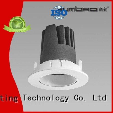 SUMBAO LED Recessed Spotlight accent 6w 33° superior