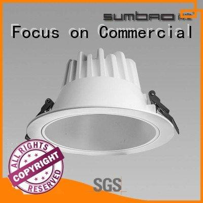 SUMBAO led downlighter recessed fl015 residential