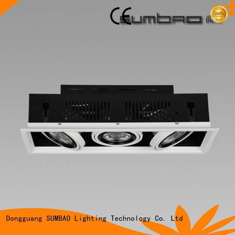 SUMBAO LED Recessed Spotlight dw0151 spots 465x155mm retail