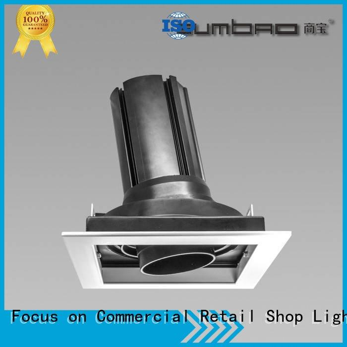 5000K multi recessed SUMBAO Brand 4 inch recessed lighting factory