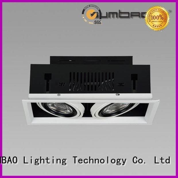 SUMBAO Brand ideal 4 inch recessed lighting downlighting Dumb white
