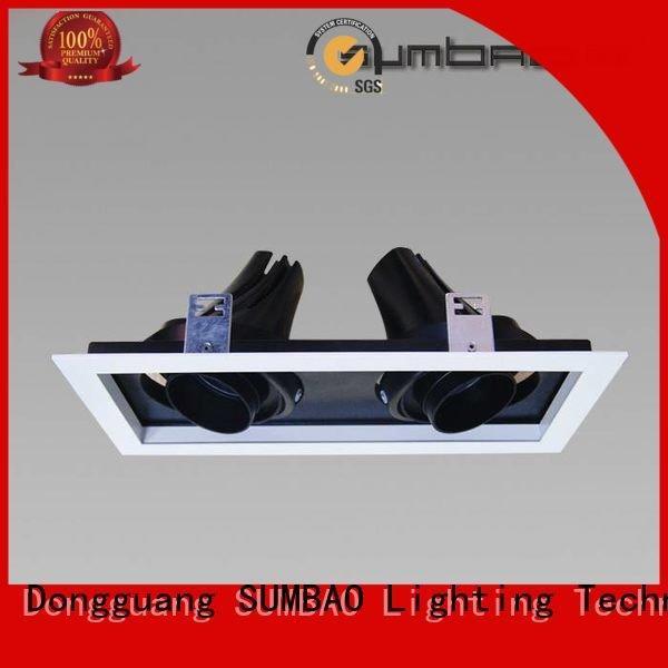 dw0312 reccessed 15° 4 inch recessed lighting SUMBAO