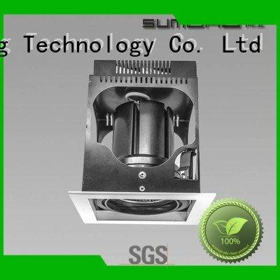 4 inch recessed lighting adjustable Exhibition room dw0282 485x180x147mm Bulk Buy