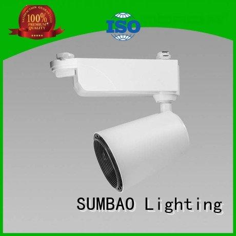 SUMBAO unique Specification grade AL 30w track light bulbs seller