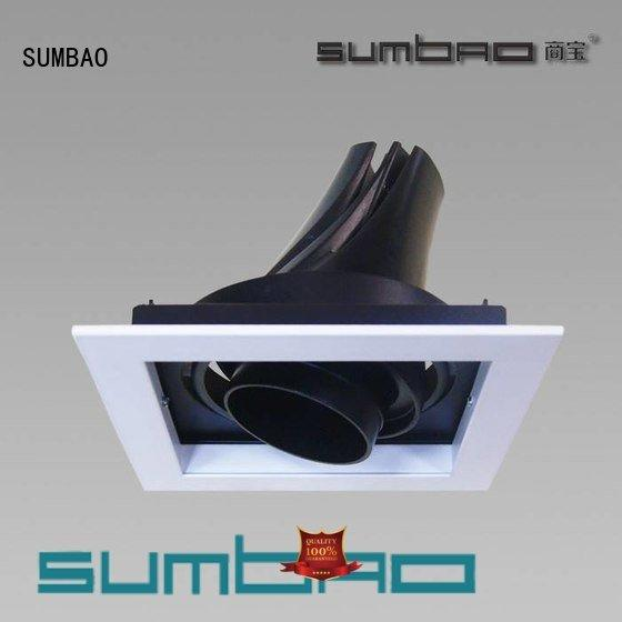 SUMBAO Brand 30w multiple 465x155mm LED Recessed Spotlight 2700K