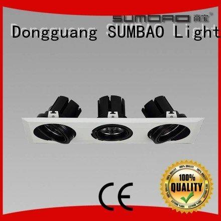 trunk dw0282 spotlighting LED Recessed Spotlight SUMBAO