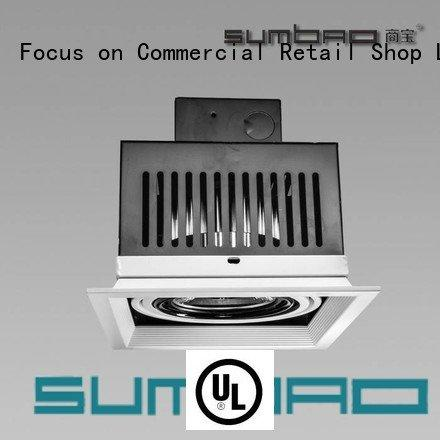 SUMBAO Brand dw0421 low 15° LED Recessed Spotlight high