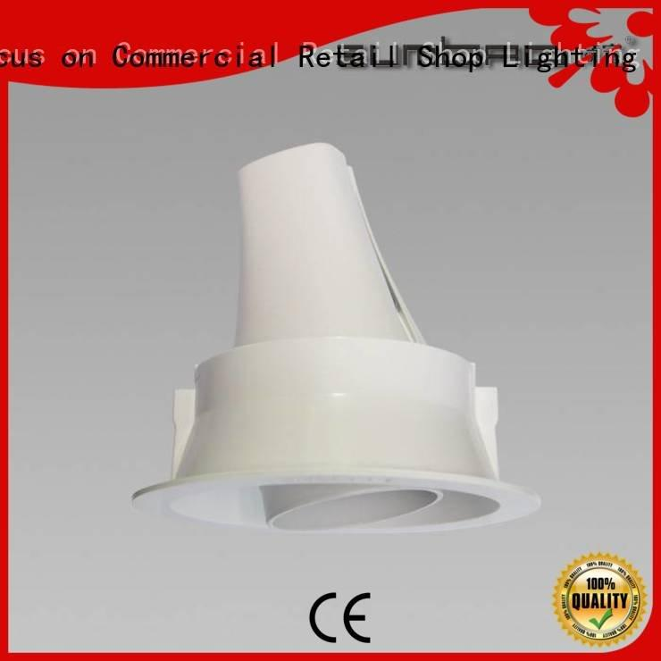 SUMBAO Brand 15° 6w 4 inch recessed lighting dw0151 luminaries