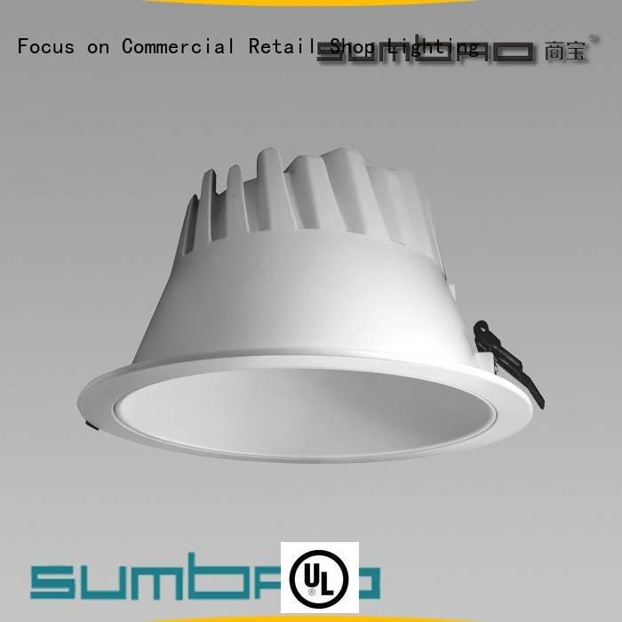 cheap led downlights ambient LED Light SUMBAO Brand