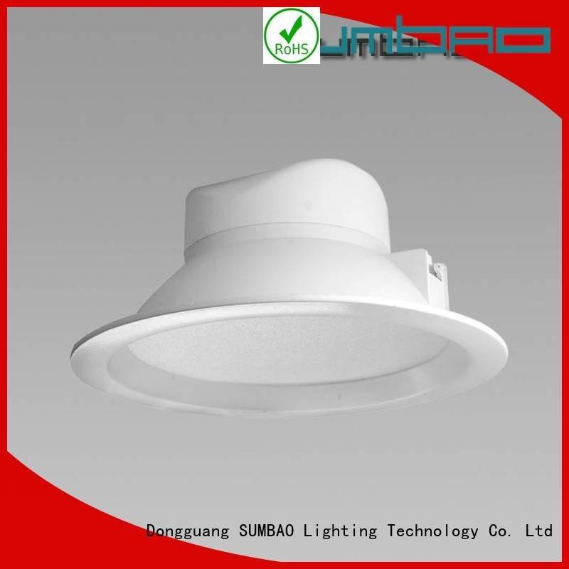 latest led downlights Exhibition room LED Light SUMBAO