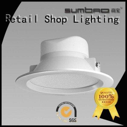 SUMBAO Brand range quality ∅150mm led downlighter
