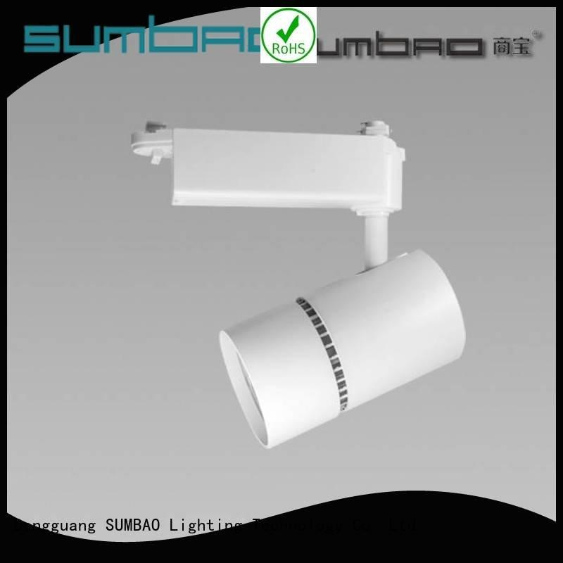 track light bulbs angles SUMBAO Brand LED Track Spotlight