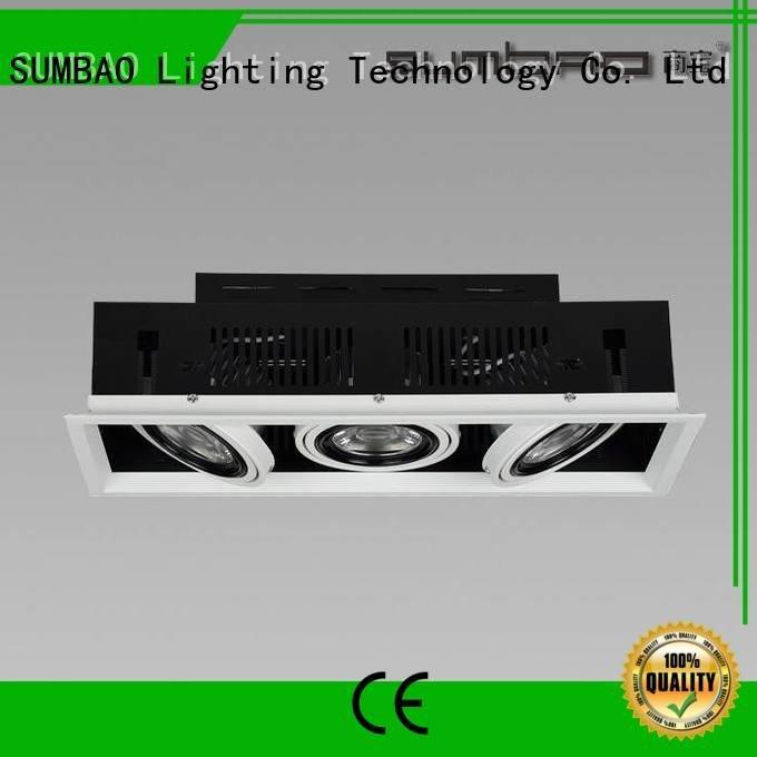 dw0312 dw0311 dw0283 SUMBAO 4 inch recessed lighting