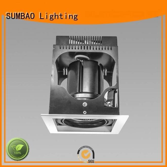 SUMBAO dw0152 application lamp 4 inch recessed lighting Dumb white