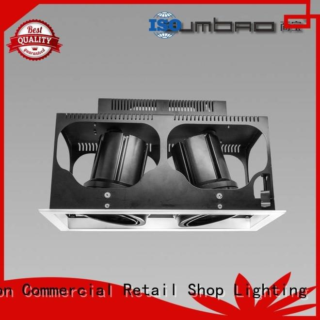 SUMBAO 4 inch recessed lighting singlehead superior museums dw0313