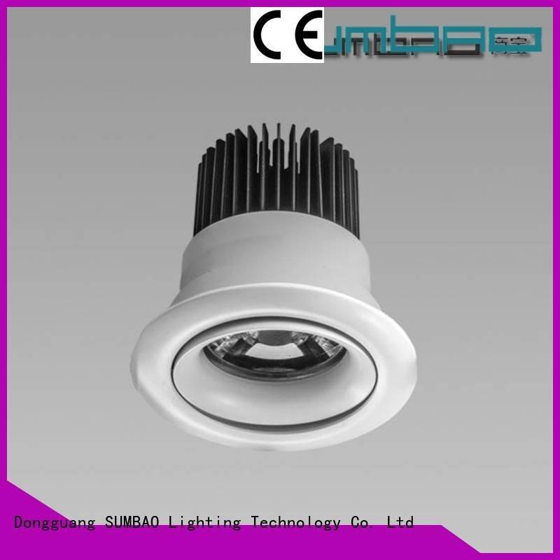 recessed housing spotlight reccessed LED Spotlight