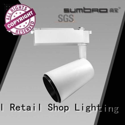 brightness Clothing store LED Track Spotlight chip SUMBAO company