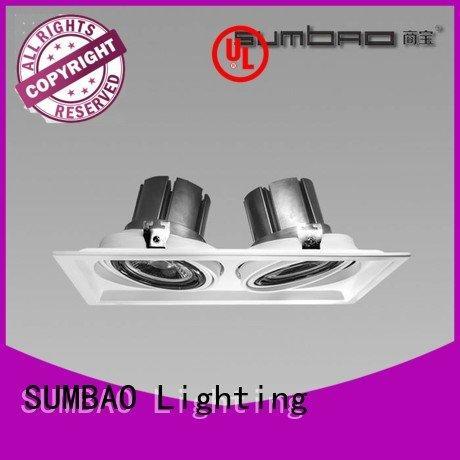 dw067 24w dw066 LED Recessed Spotlight SUMBAO