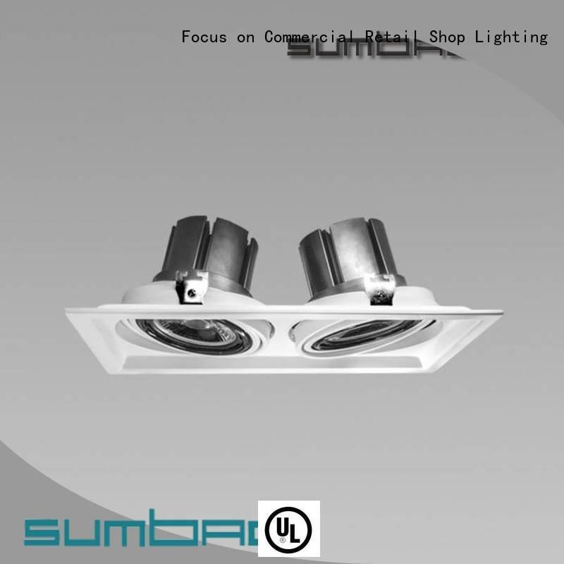 commercial recessed lighting dw0312 LED Spotlight 15° SUMBAO