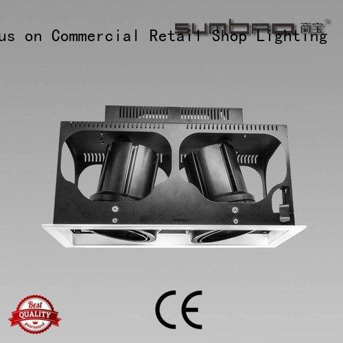 Custom highperformance LED Recessed Spotlight 6w 4 inch recessed lighting