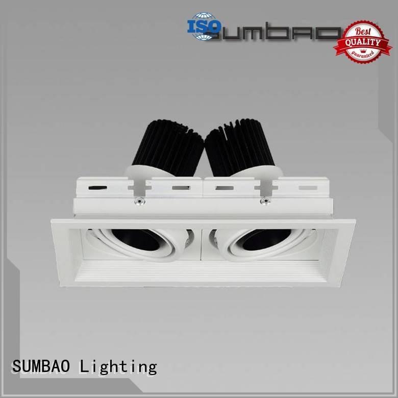 Custom Supermarket LED Recessed Spotlight superior 4 inch recessed lighting