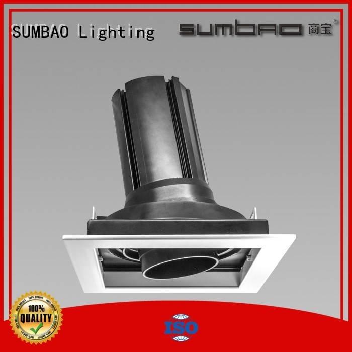 SUMBAO Brand dw0192 dw069 dw065 LED Recessed Spotlight dw0422
