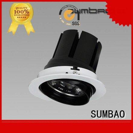 4 inch recessed lighting dw0723 LED Recessed Spotlight dw0302 SUMBAO